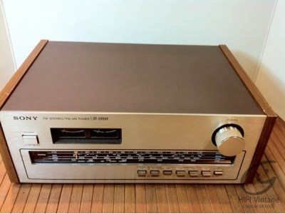 Sony ST-2950-F tuner Hifi Vintage