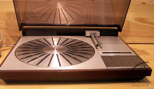 Platine TD B&O Beogram 4200 Hifi vintage réparations