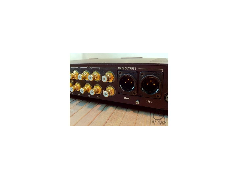 Krell KRC-2 Preramplifier