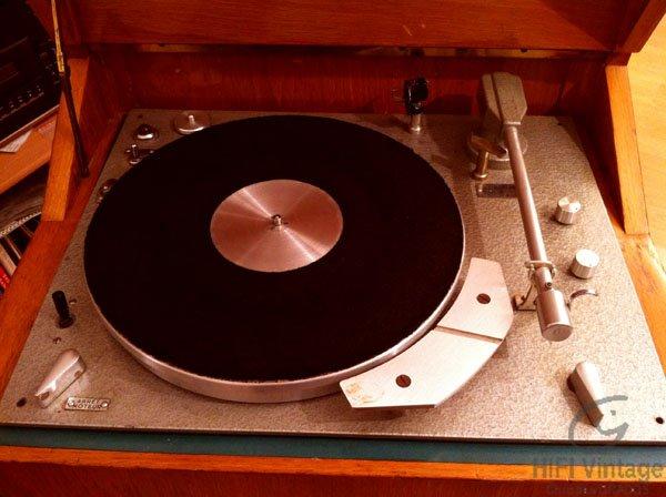 Pierre CLEMENT meuble ORTF G-20-2 DRL6B Hifi vintage réparations