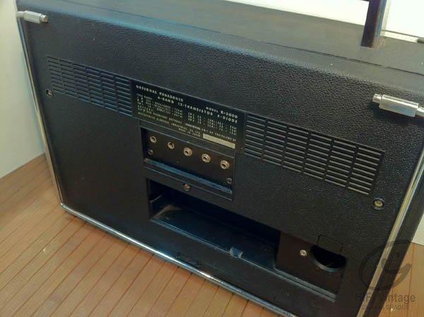 National Panasonic R3000 Hifi Vintage