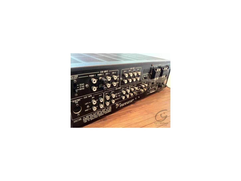 JVC 4VN-880 Amplificateur Hifi Vintage
