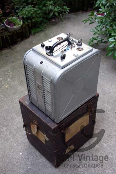 Debrie 16 Hifi vintage réparations