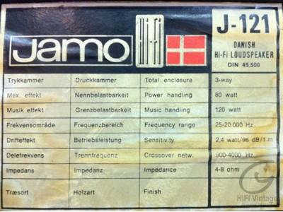 Jamo J-121