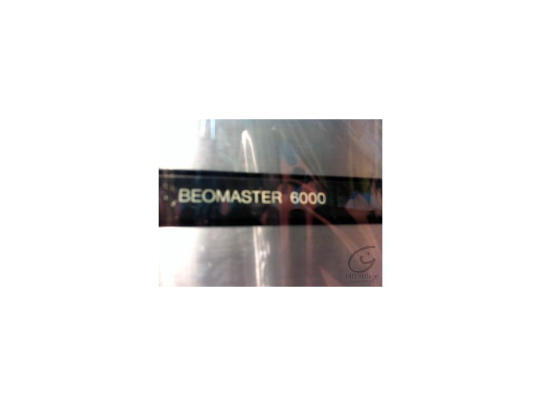B&O BEOMASTER 6000 type 2251
