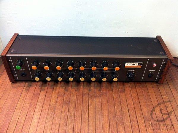 TEAC Mixdown Model 1 Hifi vintage réparations
