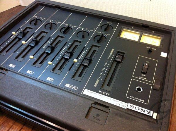 SONY MX-510 Hifi vintage réparations