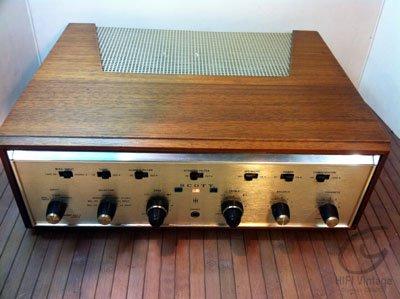 Scott 299D amplifier Hifi vintage réparations