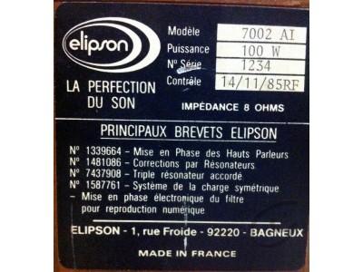 Elipson 7002 AI