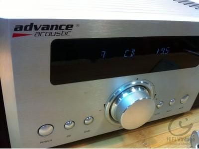 Advance acoustic MAP-303