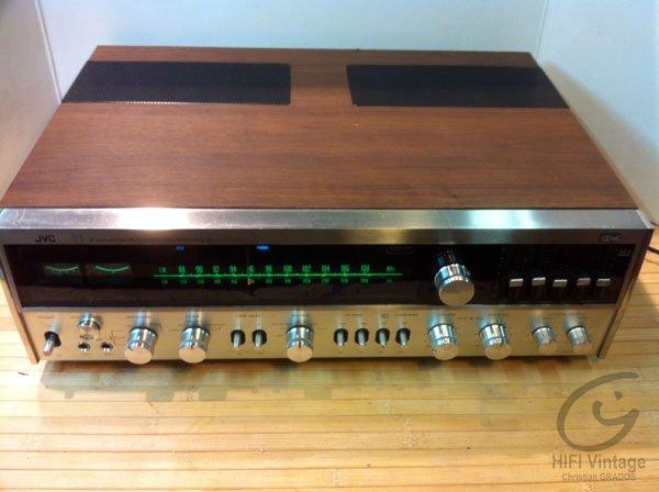 JVC 4VR 5446 Hifi vintage réparations