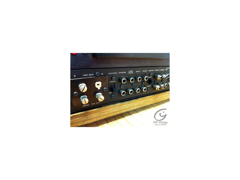 Toshiba SA-15Y ampli tuner hifi vintage réparations