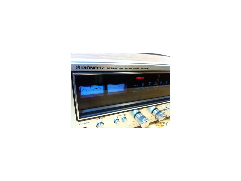 PIONEER SX-636