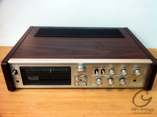 SANYO DCX-3000-KA Hifi vintage réparations
