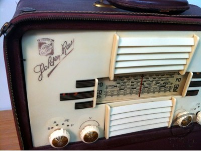 CIRM Golden Ray radio hifi vintage réparations réparateur