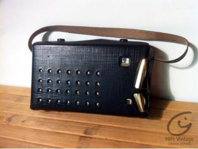 Kosmophon micro radio Hifi vintage réparations