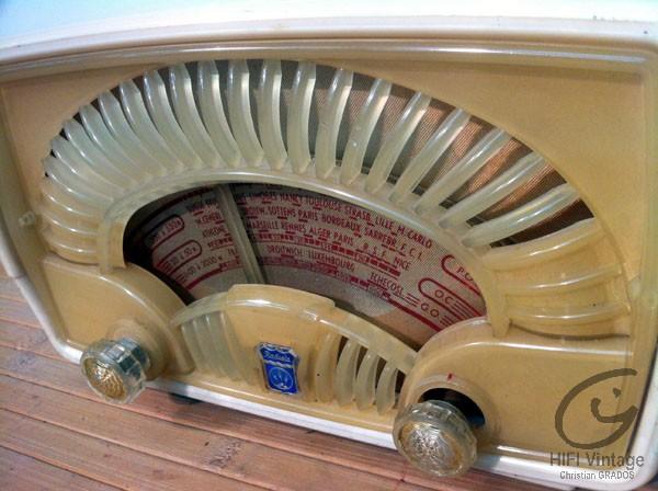 RADIOLA Radio BF-111-U Hifi vintage réparations