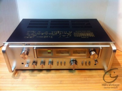 Setton AS-1100 Amplificateur Hifi vintage réparations
