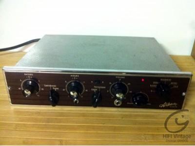 A Charlin Pré Amplificateur Transistors Hifi Vintage répatateur
