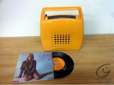 Penny mange disque 45t Orange Hifi vintage réparations