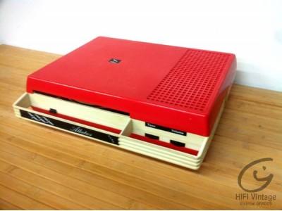 Albatros mange disque 45t Rouge Hifi vintage réparations