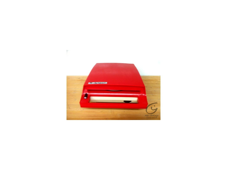 TRL Super mange disque 45t Rouge Hifi vintage réparations