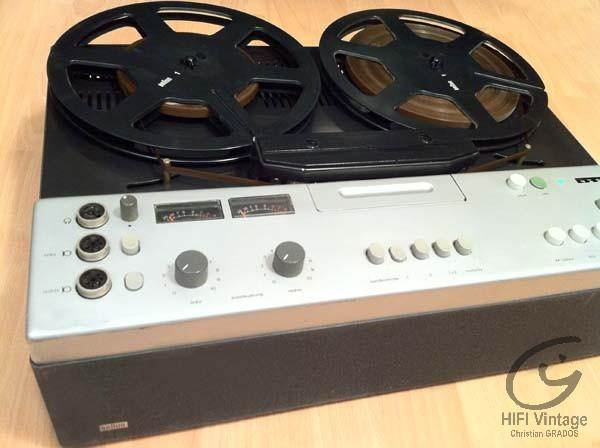 BRAUN TG-1000/1 Hifi vintage réparations