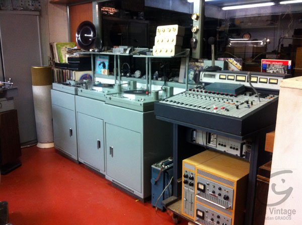 Studio ORTF Hifi vintage réparations