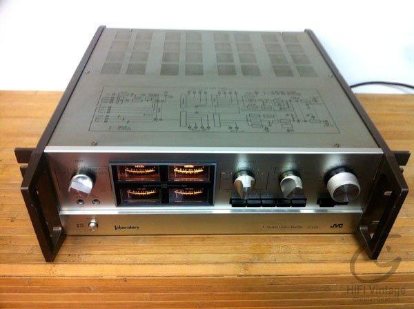 JVC JP-V1000 Hifi vintage réparations